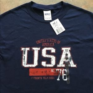 Brand new with tags USA t shirt